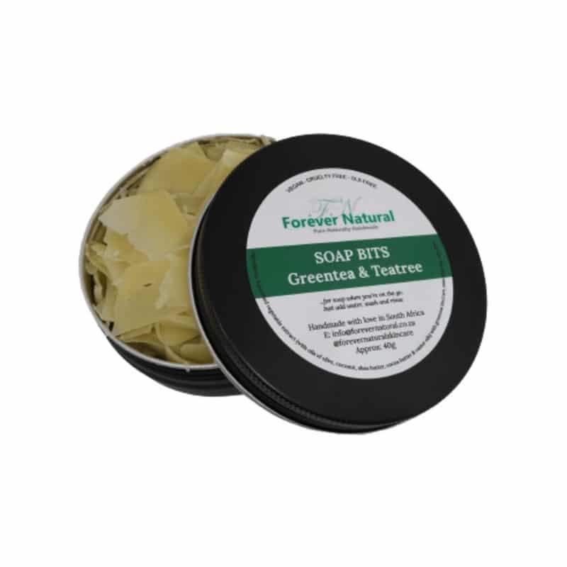 Soap Bits – Green Tea & Tea Tree
