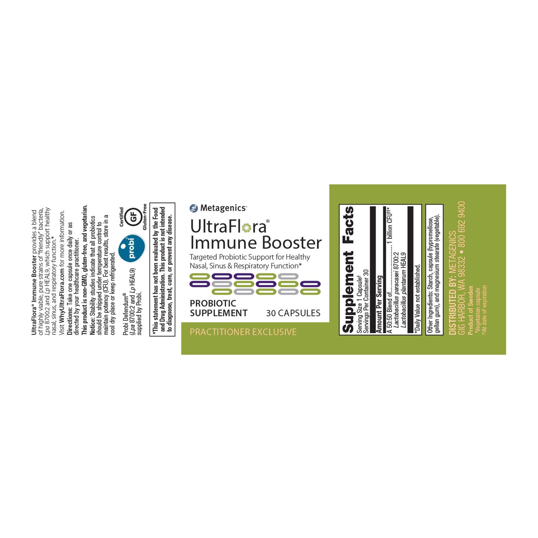 UltraFlora Immune Booster