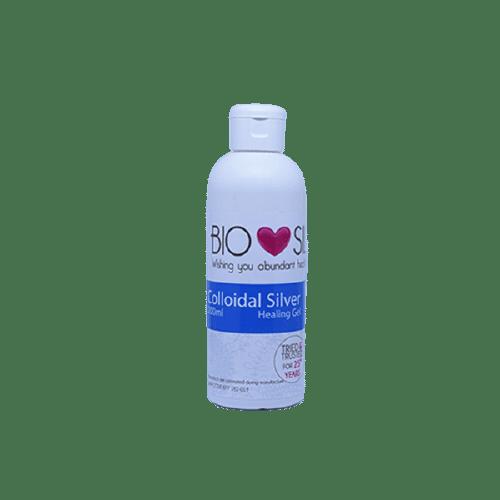 Colloidal Silver Healing Gel