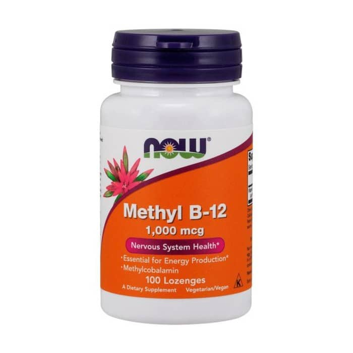 Methyl B12 1000mcg Lozenges