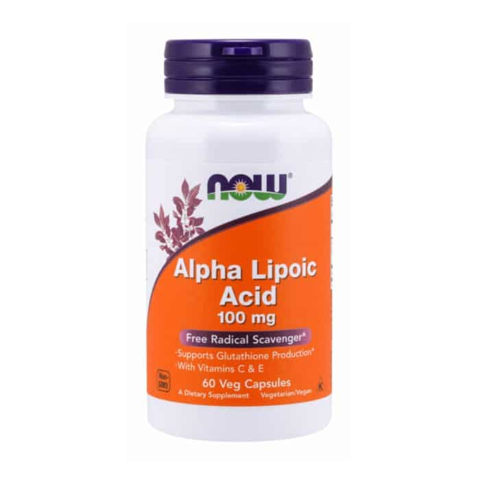 Alpha Lipoic Acid 100mg