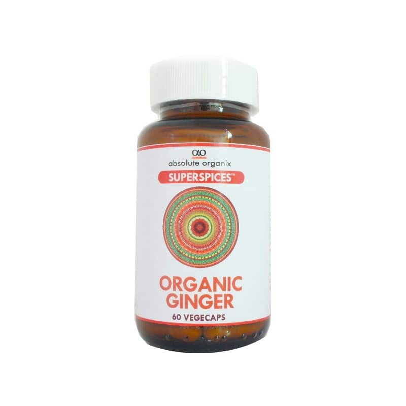 Superspices Organic Ginger