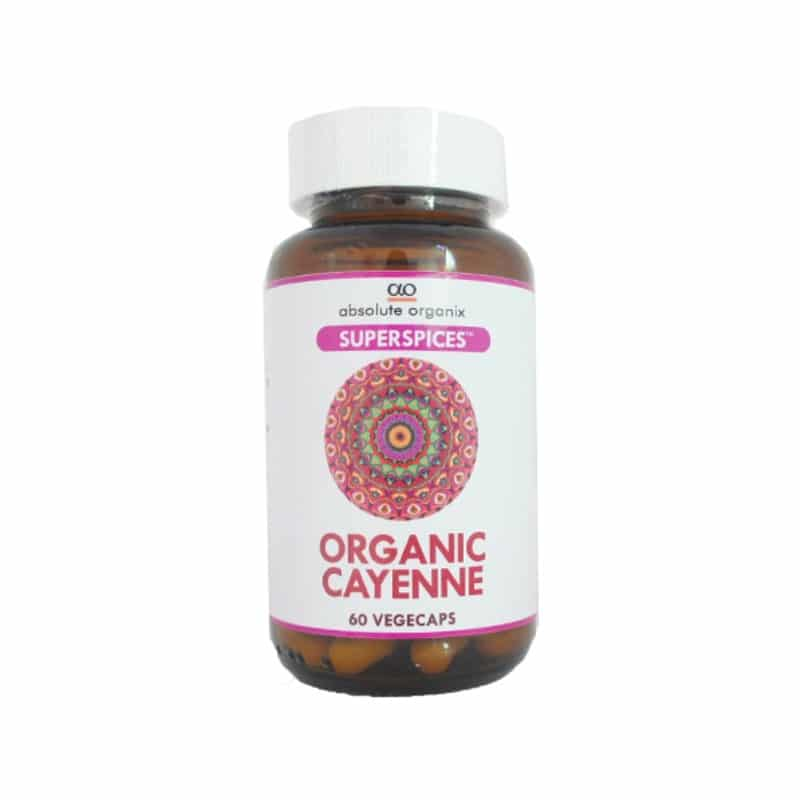 Superspices Organic Cayenne