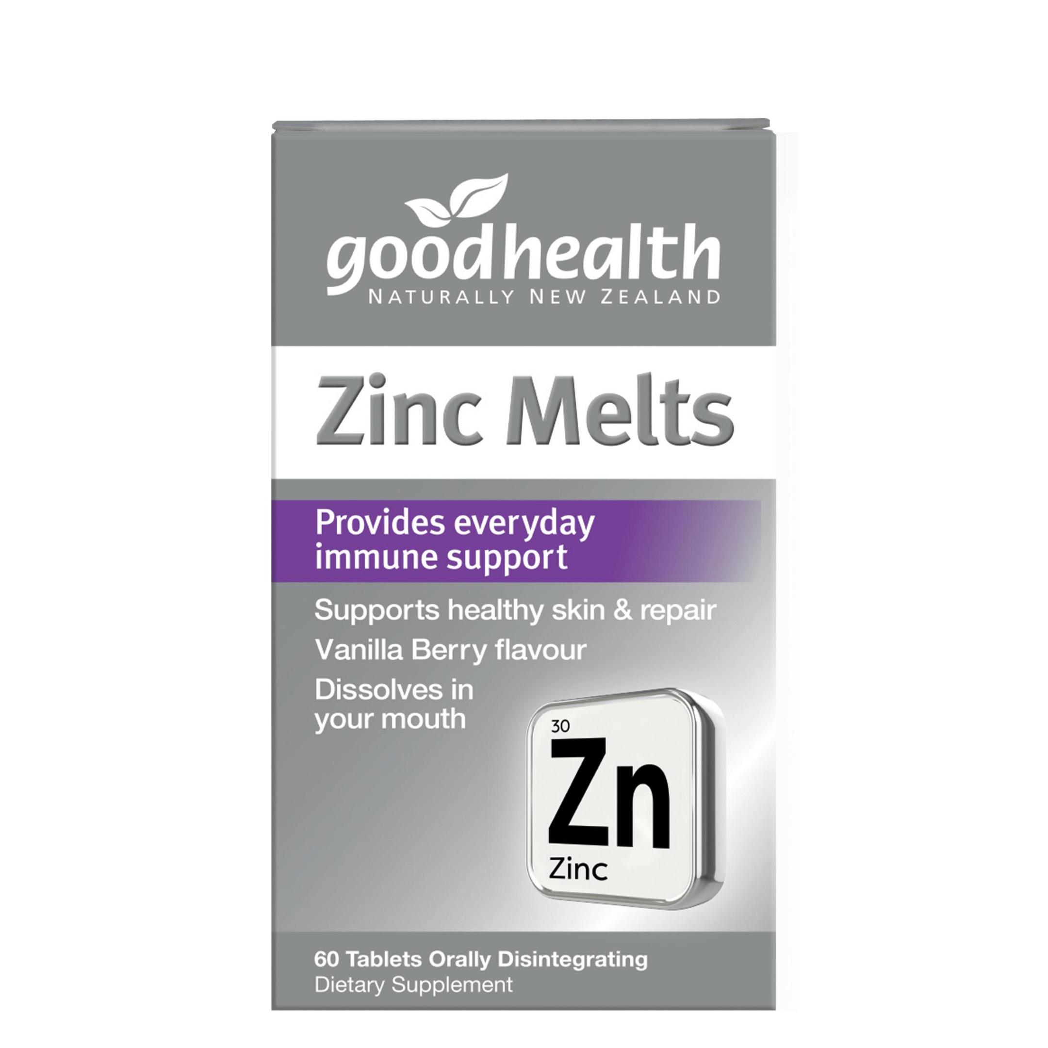 Zinc Melts