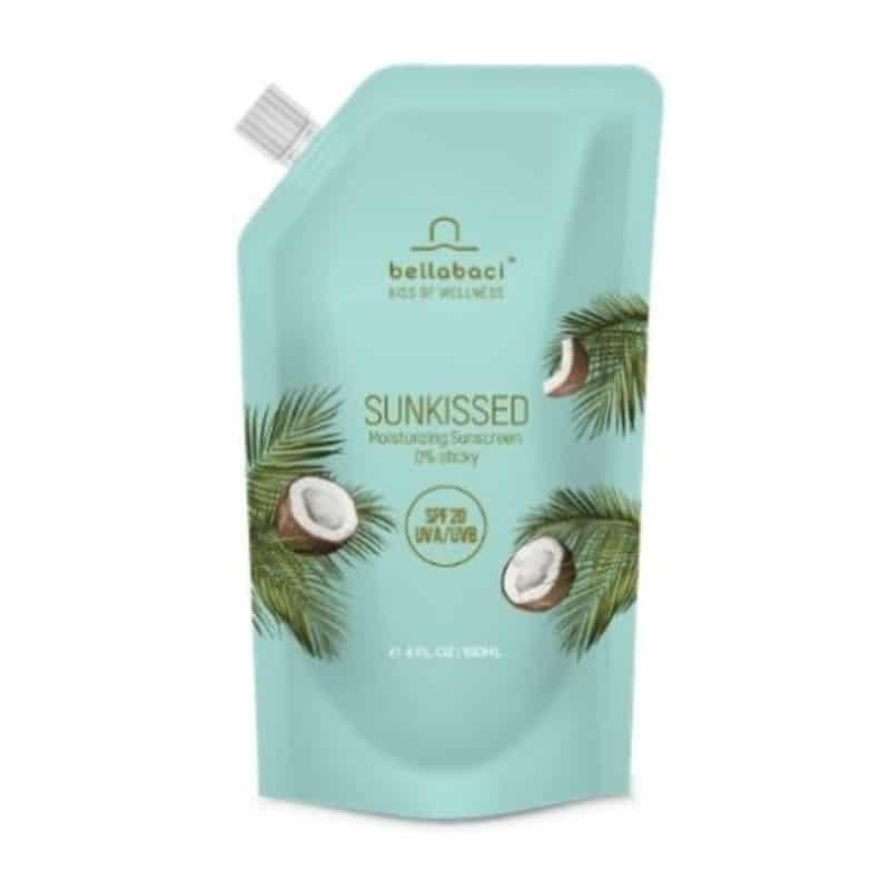 Sunskissed Moisturising Sunscreen