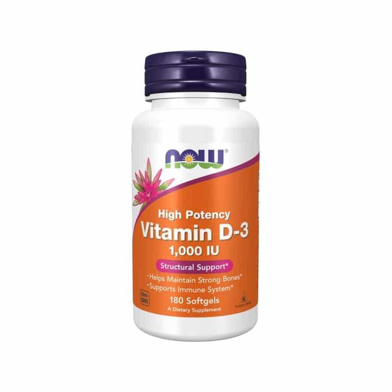 Vitamin D3 1000 High Potency