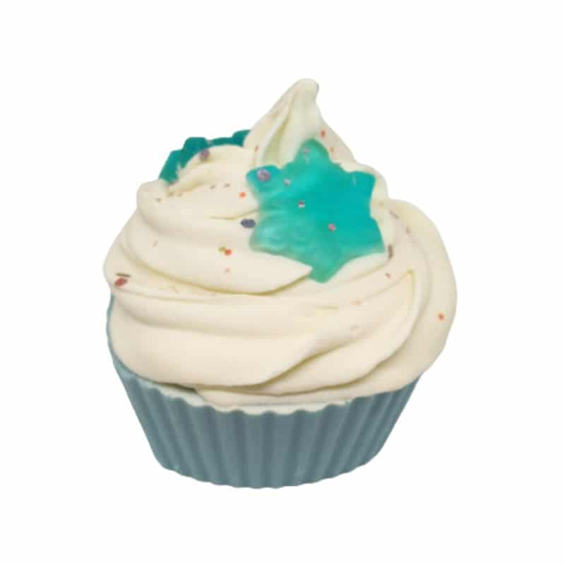 Soapy Cupcake – Frozen Flakes