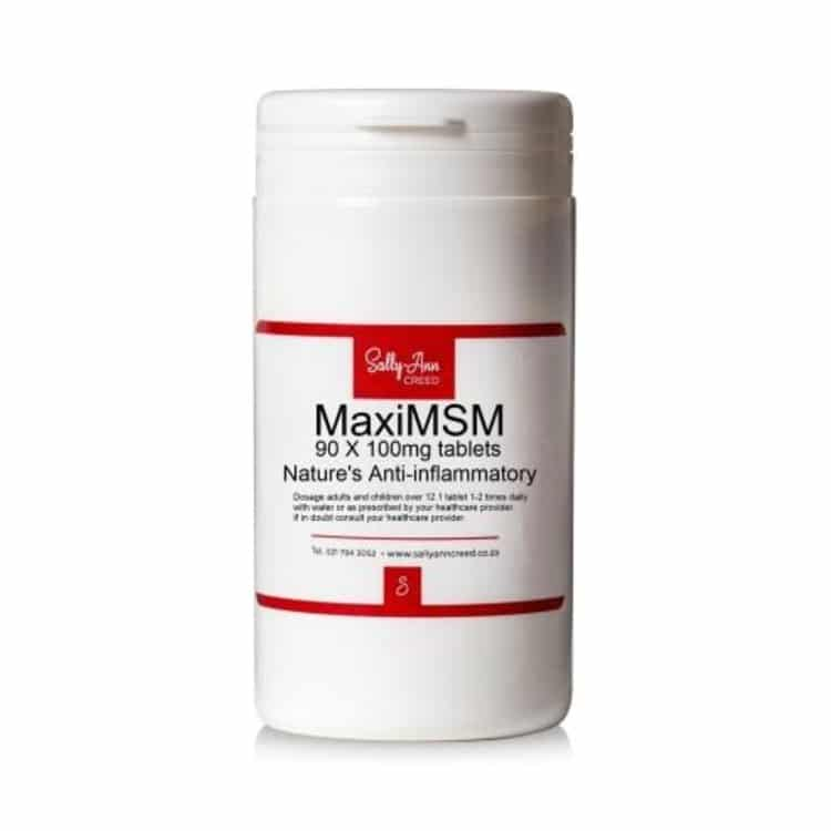 Maxi-MSM Tablets