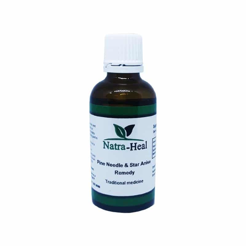 Pine Needle & Star Anise Tincture